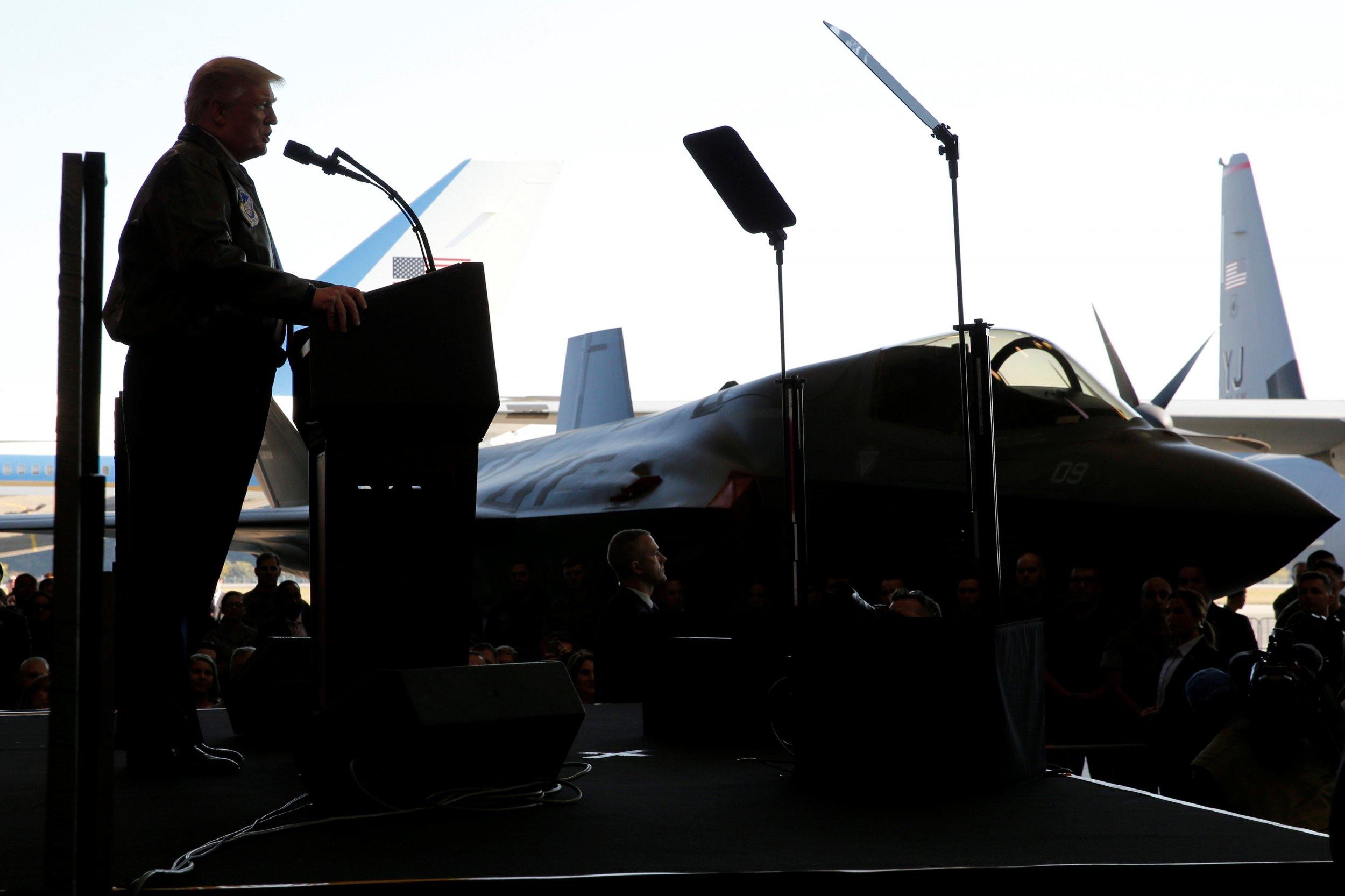 Donald Trump Asia Trip