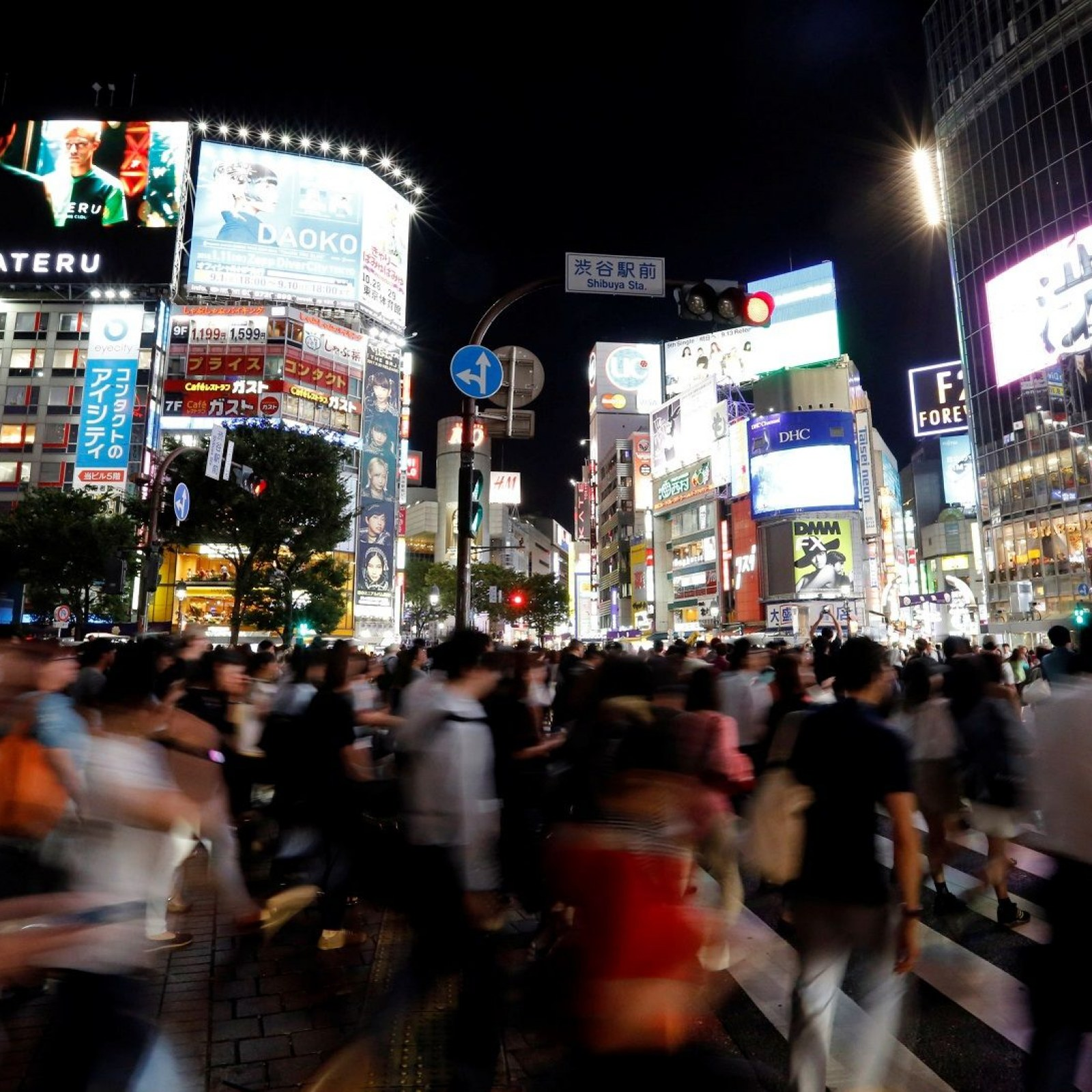 Tokyo: Artificial Intelligence 'Boy' Shibuya Mirai Becomes World's