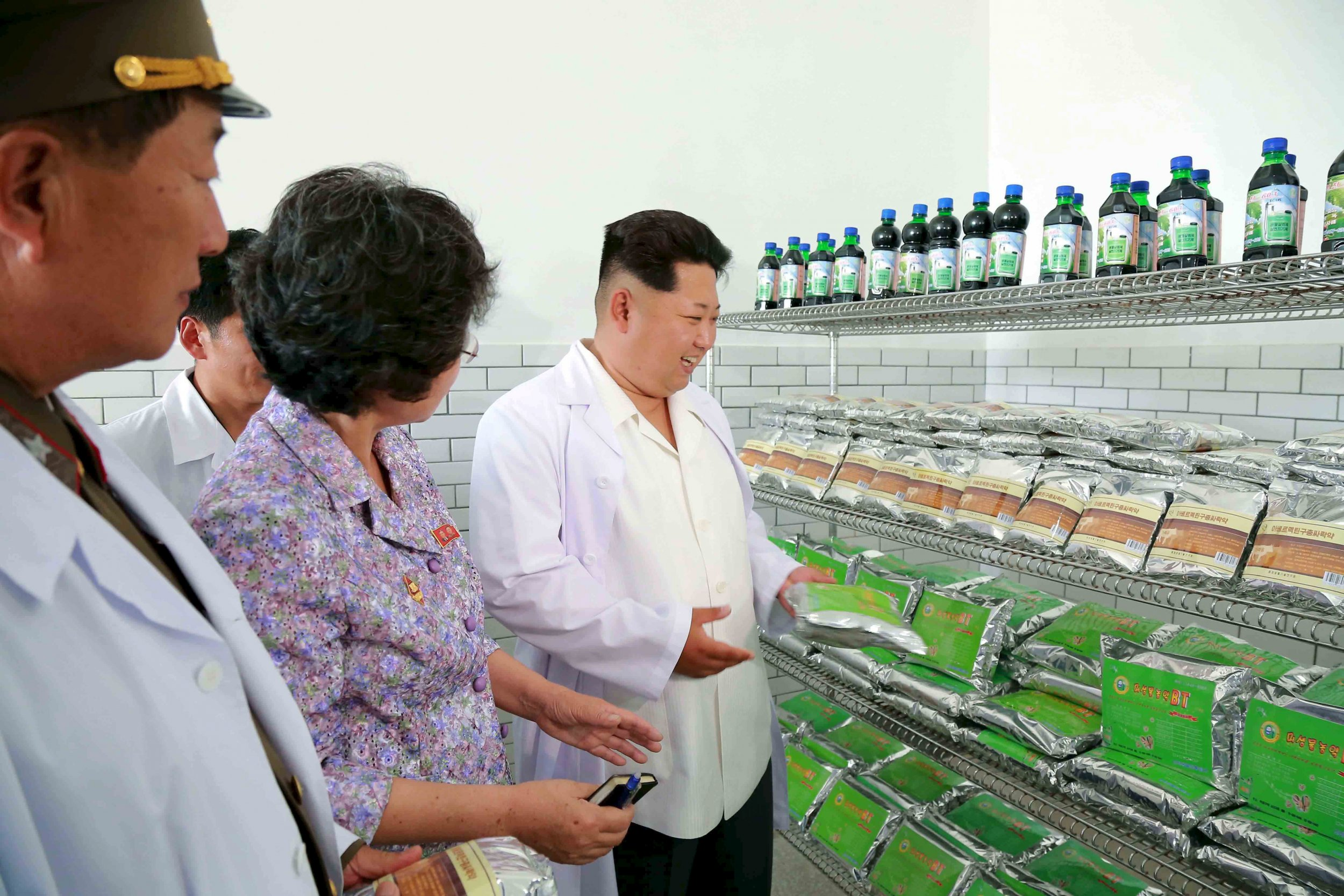 What we know, and what we don't, about Kim Jong Un's biological weapons of mass destruction
