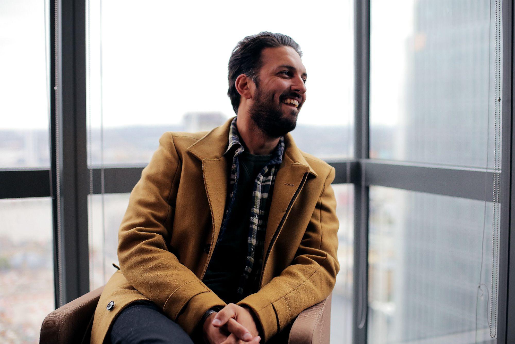 Shazad Latif talks 'Star Trek: Discovery'