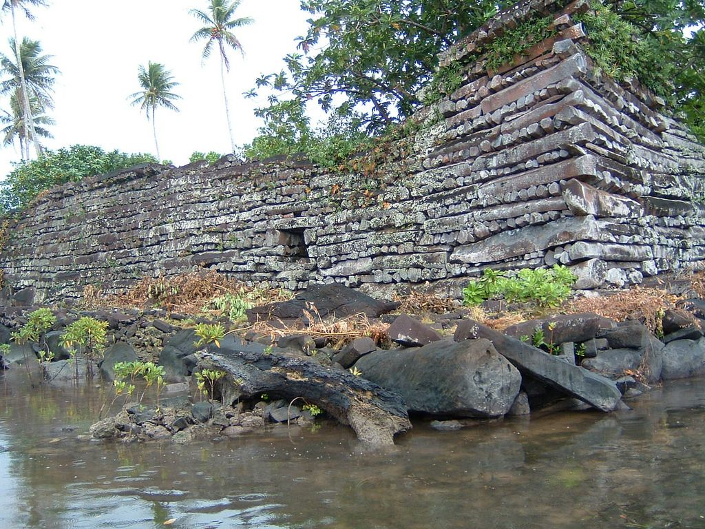 Lost ancient city in the middle of the pacific ocean revealed in the ruins of nan madol sit on the remote lagoon of the pacific pohnpei island luigi guarinoflickr sciox Gallery