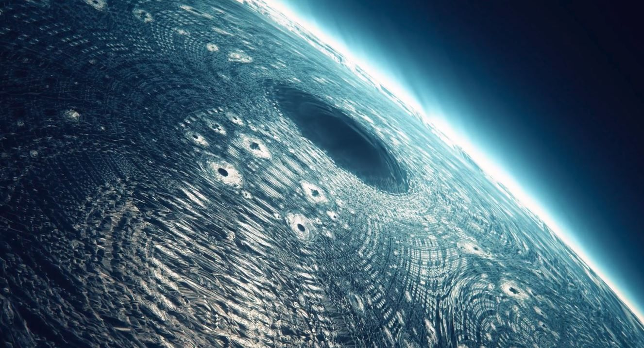 artificial intelligence imagines alien world