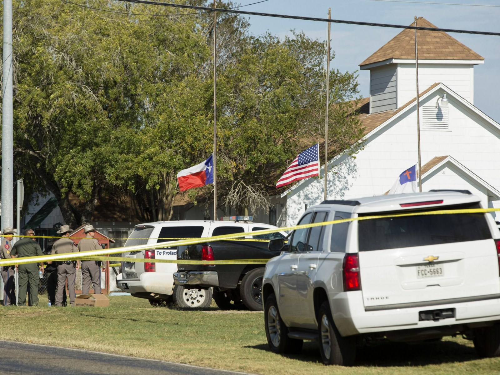 Texas Church Shooting Conspiracy Theories Say Gunman Was Muslim Convert Victims Were Actors