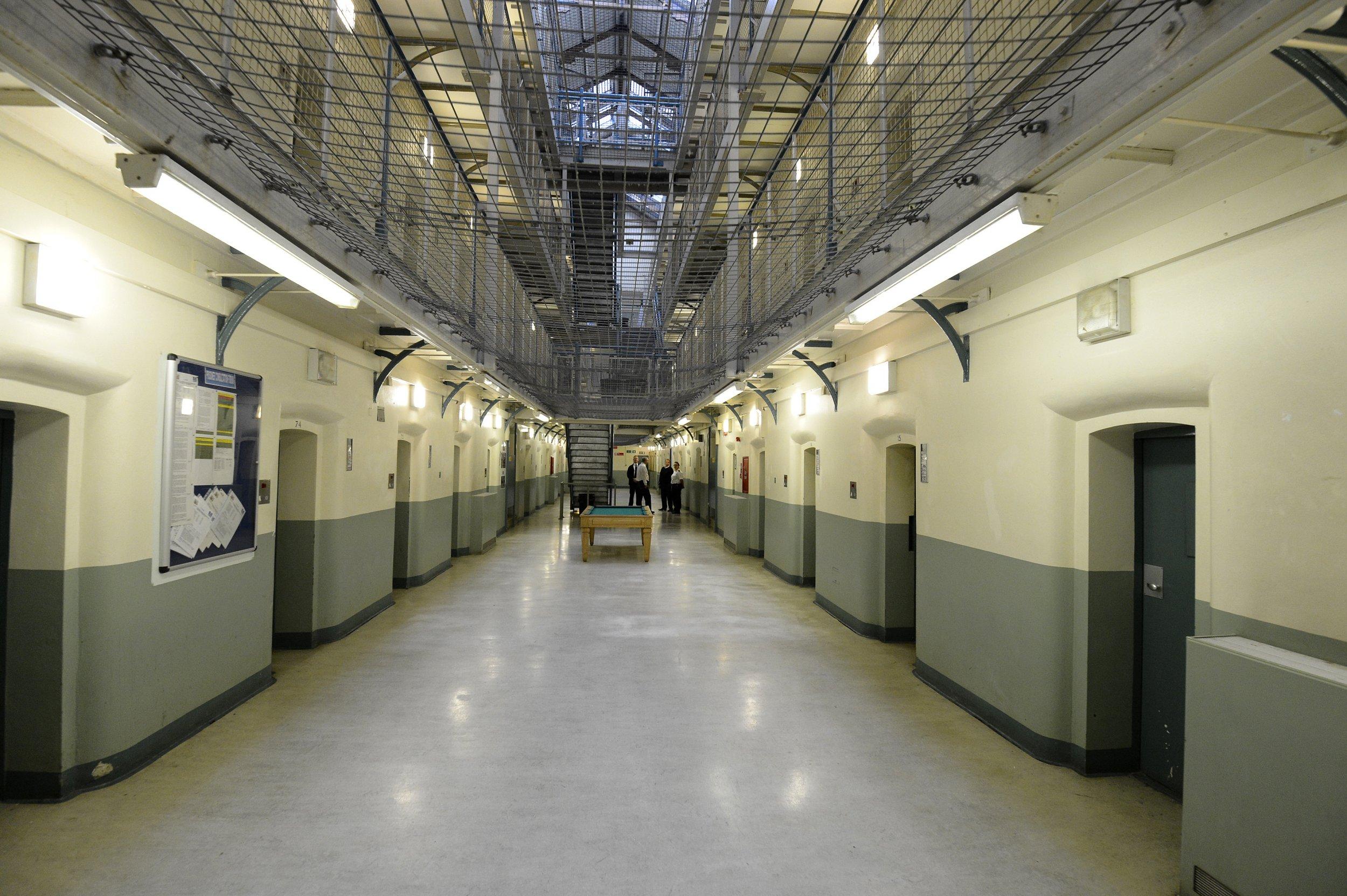 London-prison