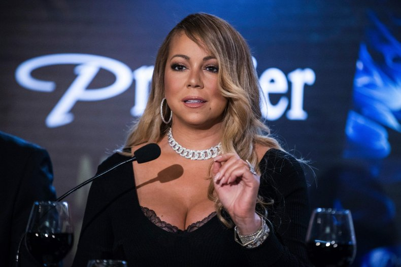 Mariah Carey accused of sexual harassment