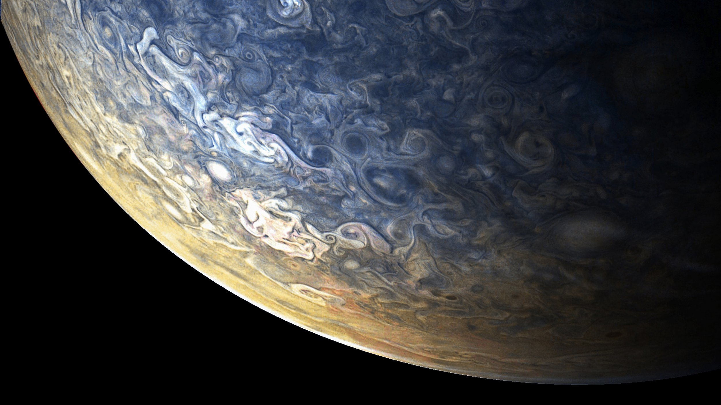 Making Science Exciting For Middle >> NASA Releases Treasure Trove of Incredible New Images of Jupiter From Its Juno Mission
