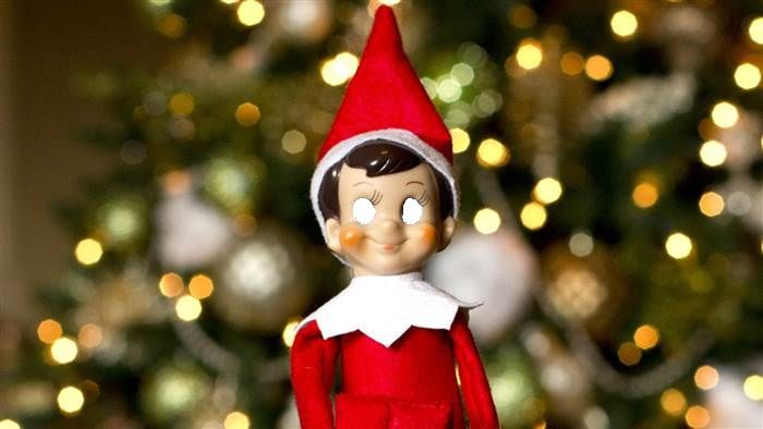 Elf On The Shelf Destroyed By Savage Reindeer In Here Toy Ads