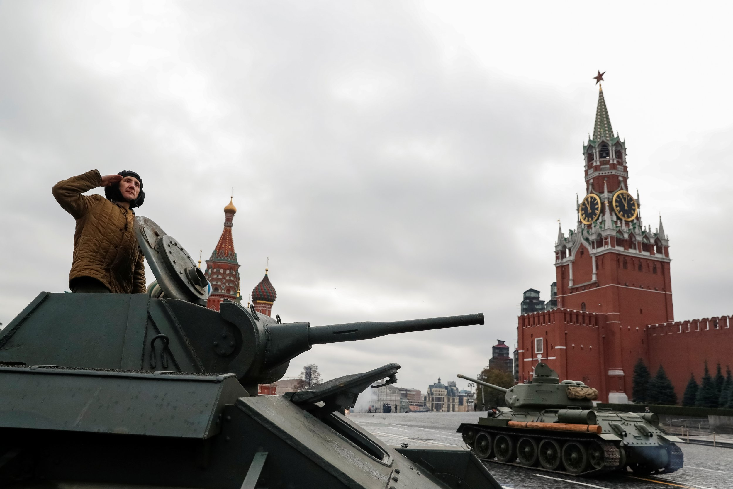 Russia Says It Has More Tanks Than Any Other Nation in the World