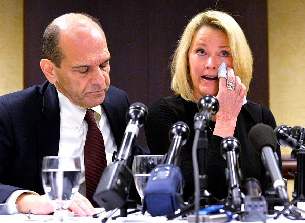 Who is Heather Unruh? Former TV Anchor Accuses Kevin Spacey