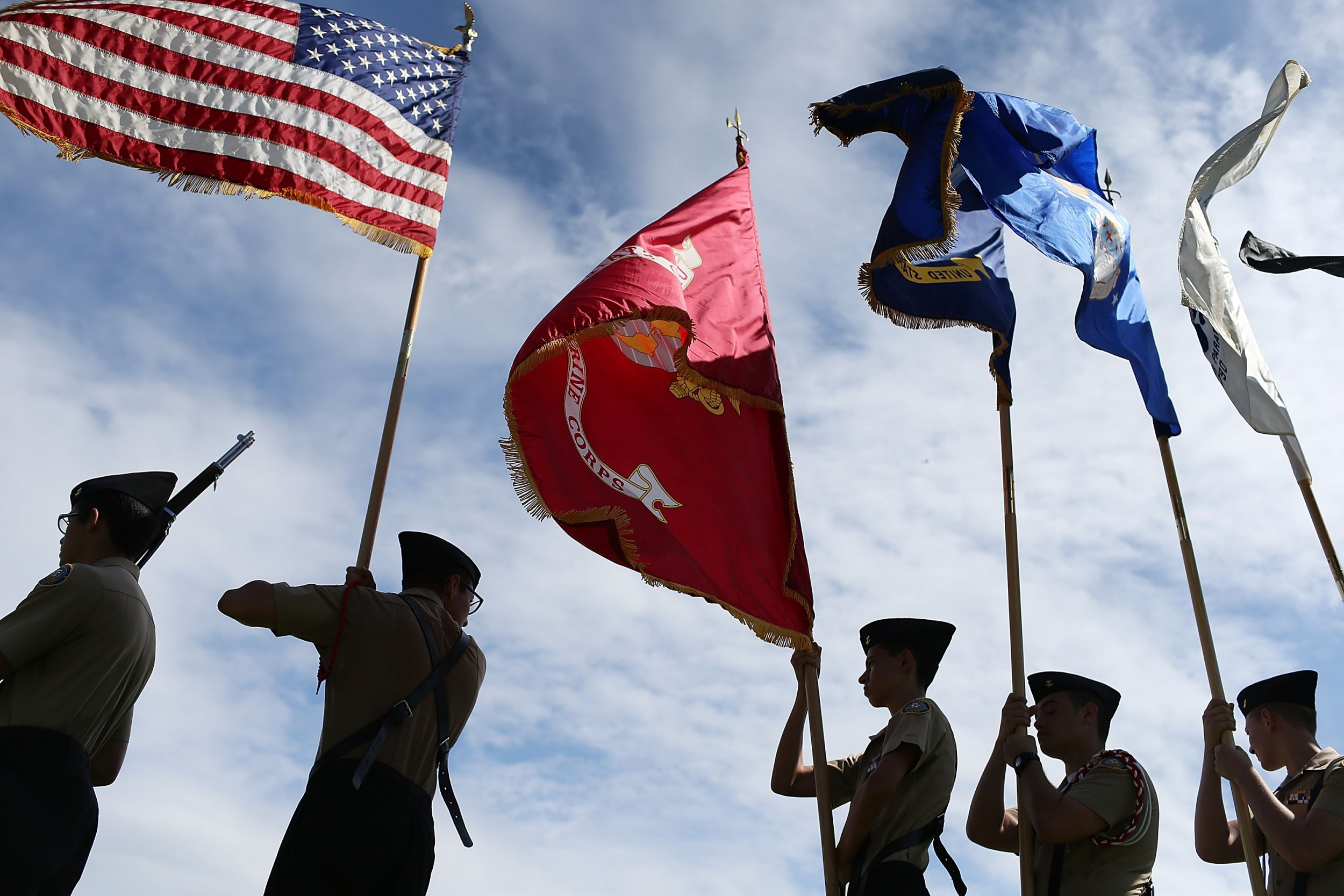 How Veterans Day's Meaning Evolved From an Armistice ...