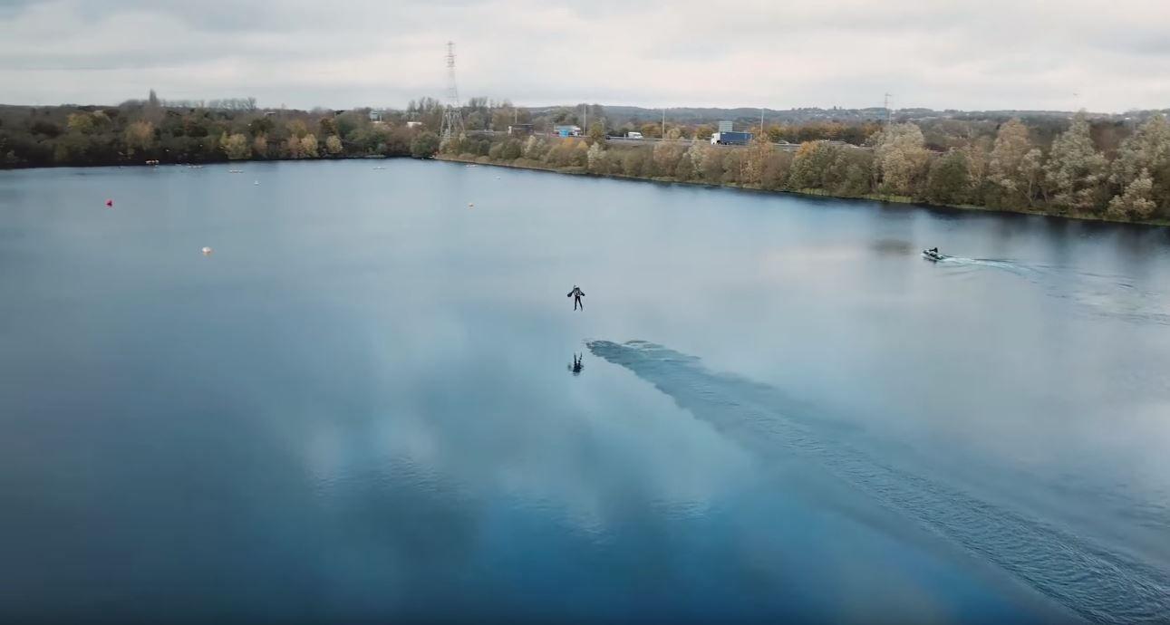 watch jet pack world record iron man