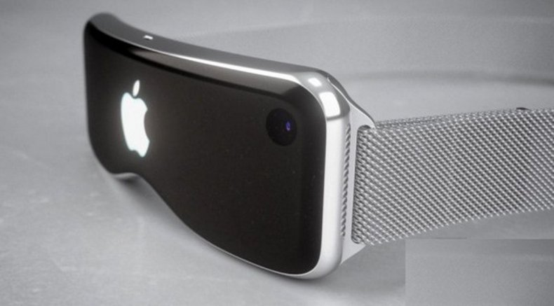 apple AR headset iphone augmented reality