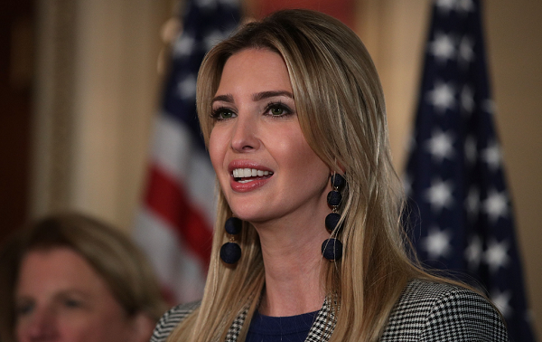 Will Ivanka Trump be the first female president?