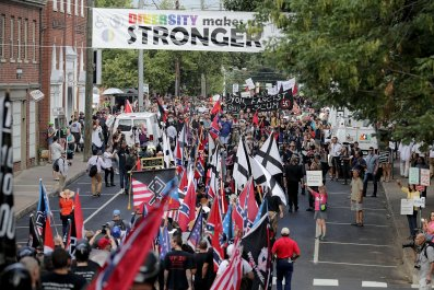 march supremacists