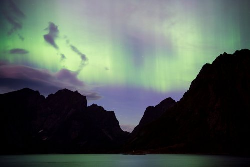 Solar Storm Could Light Up Sky Over U S  Tonight: How to See