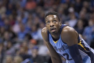Cleveland Cavaliers and former Memphis Grizzlies power forward Jeff Green.