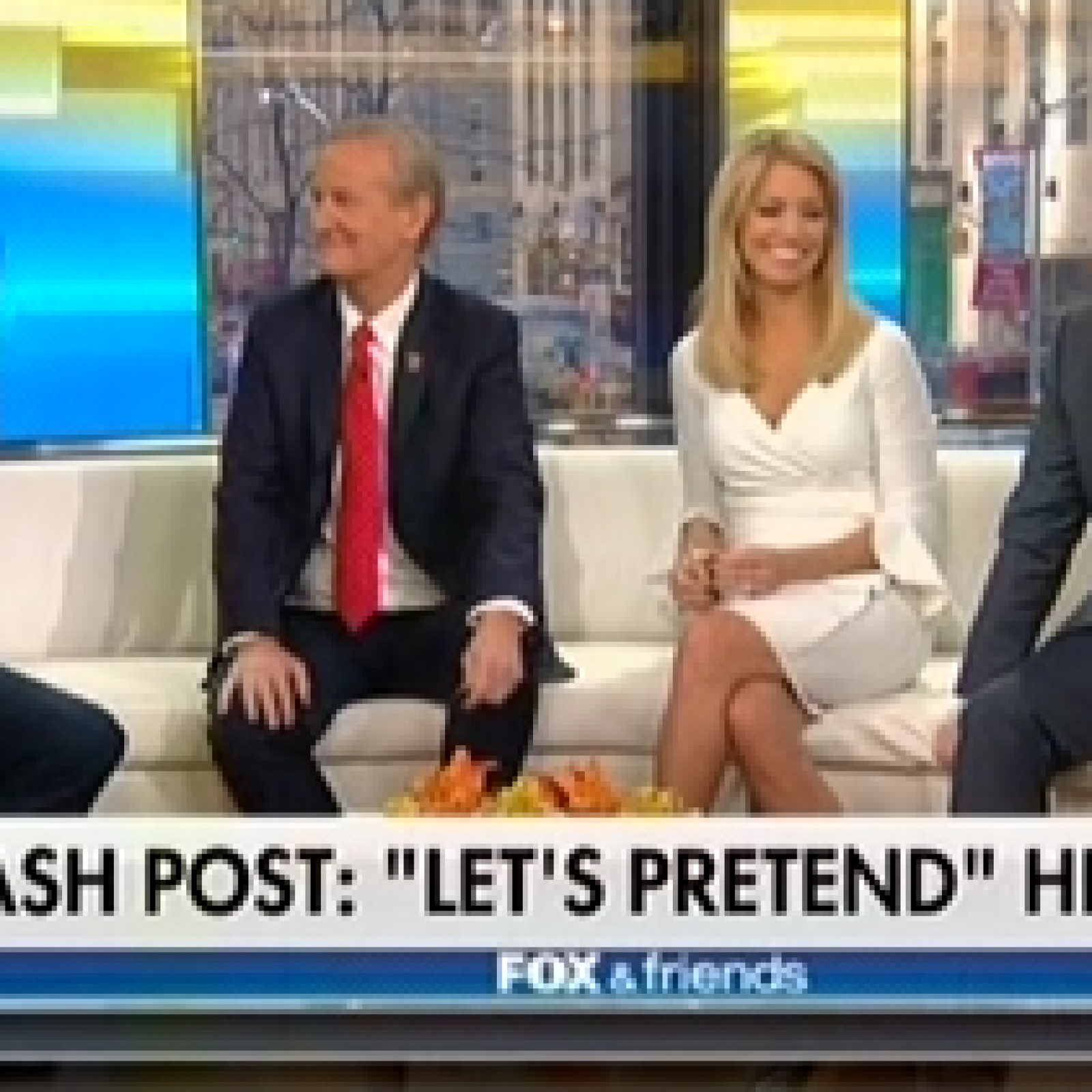 Fox & Friends' Spent Less Than 4 Minutes on Roy Moore—But