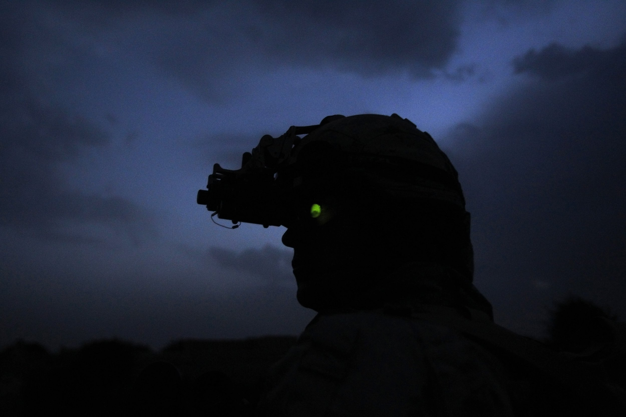 The Taliban is now using Russian night-vision goggles to carry out attacks