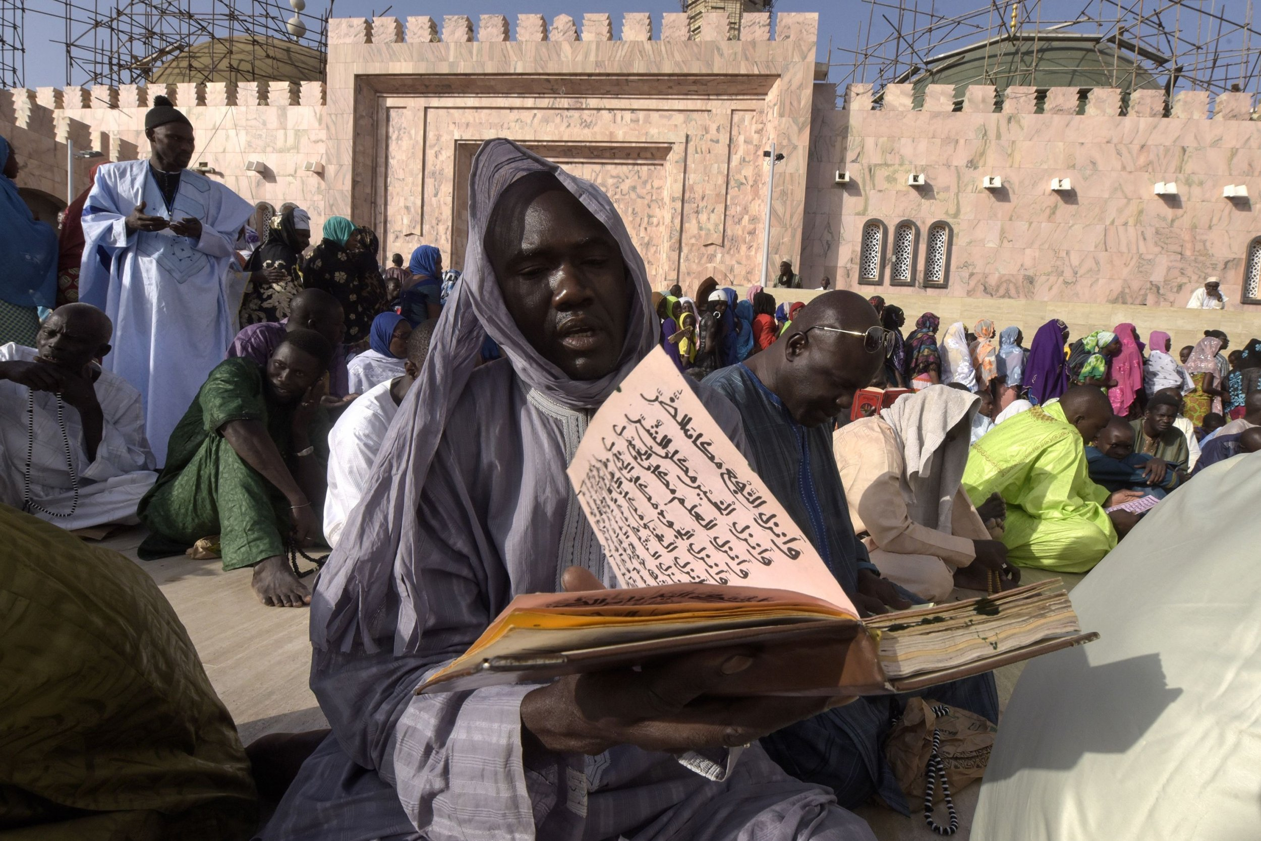 Why Did A Million Muslims Just Go on Pilgrimage to Senegal?