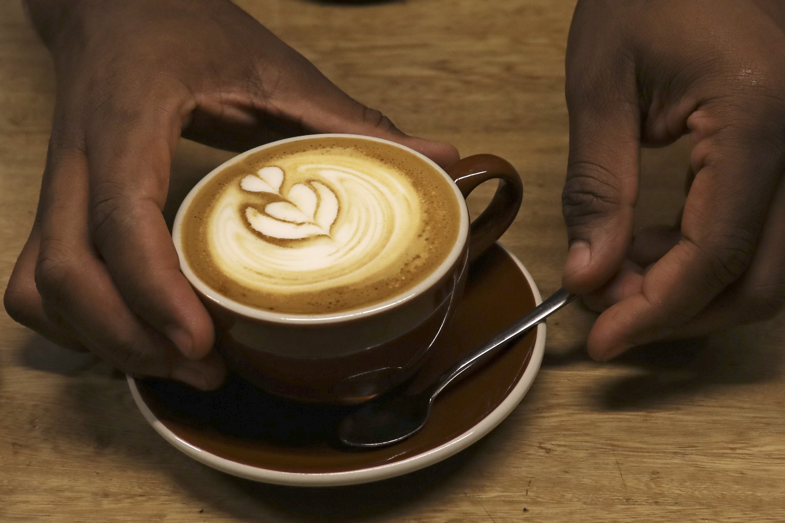A New Study Links Drinking Coffee