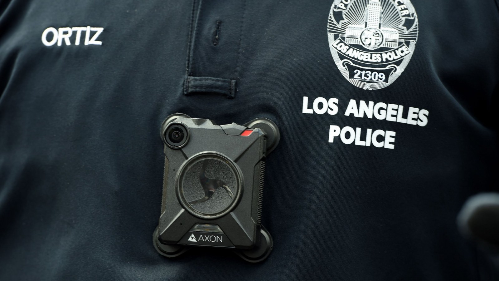 LAPD Cop Accused Of Planting Drugs In Man's Wallet With Body