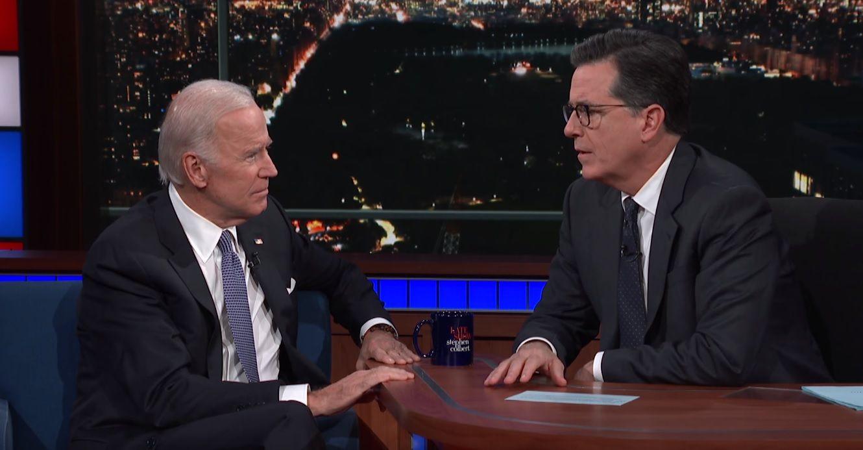 Joe Biden hopes Trump presidency is a fluke