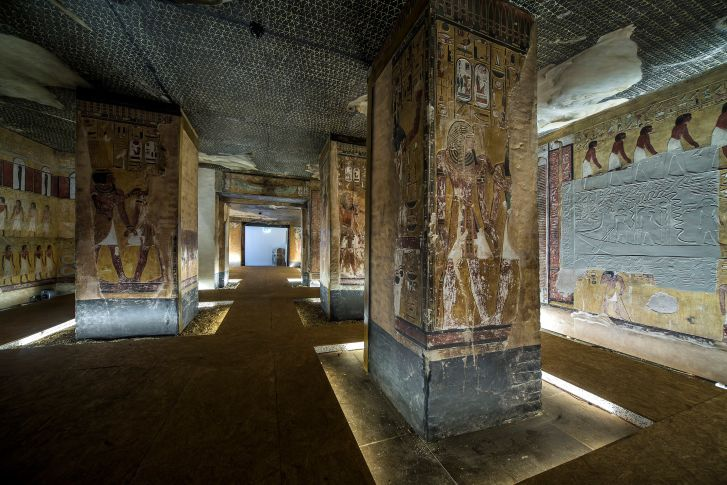 Ancient Egypt: Magnificent 3,200-Year-Old Tomb of Pharaoh Seti I Resurrected by Scientists