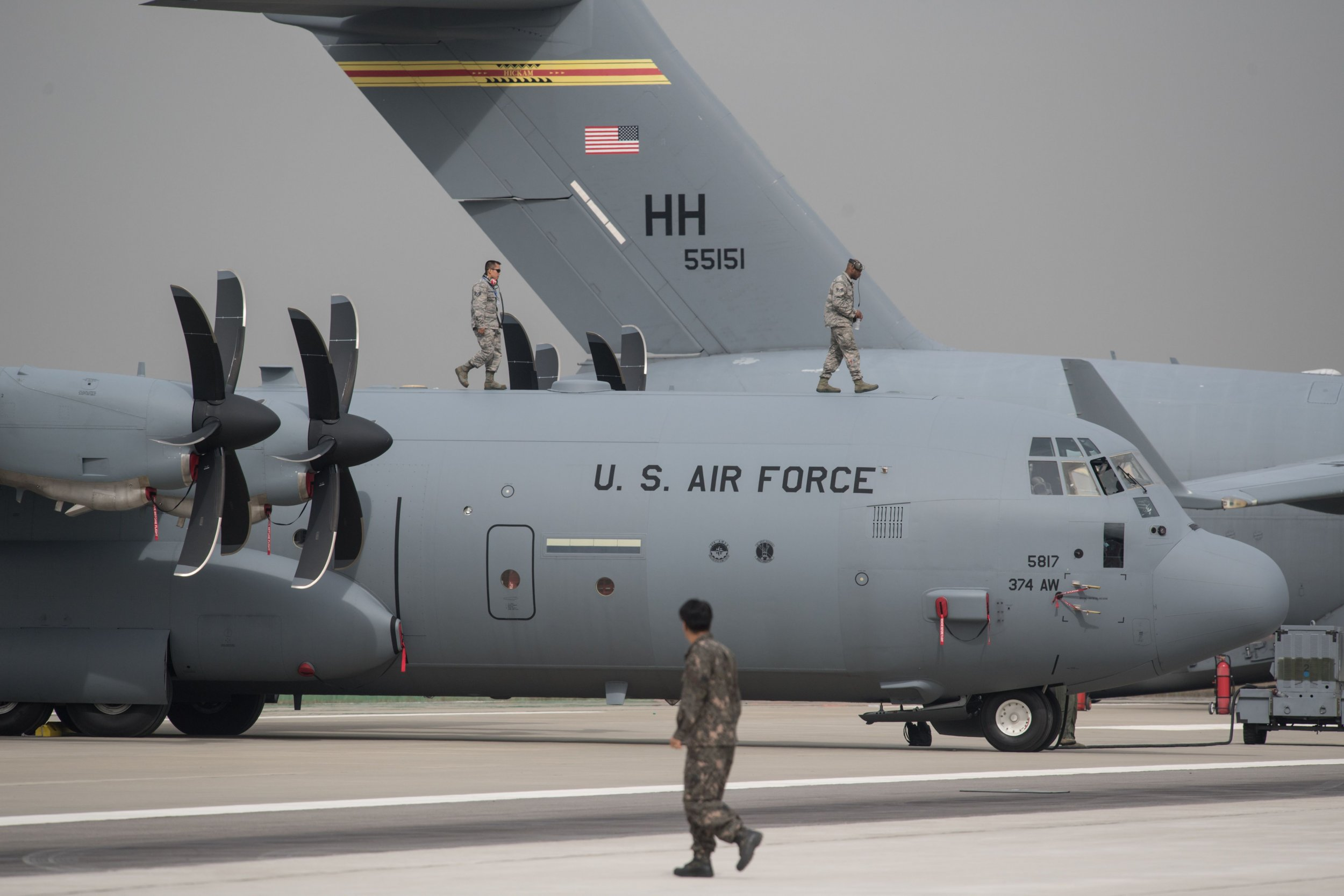 Trump's Plan to Save Air Force From Collapse Due to Pilot