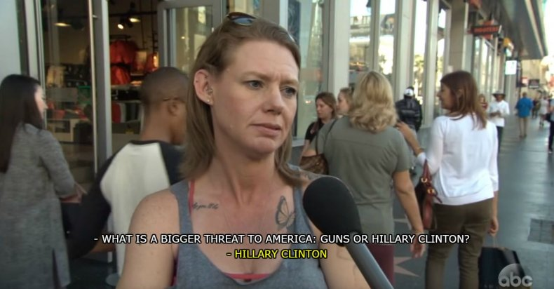 Trump supporters want Hillary impeached