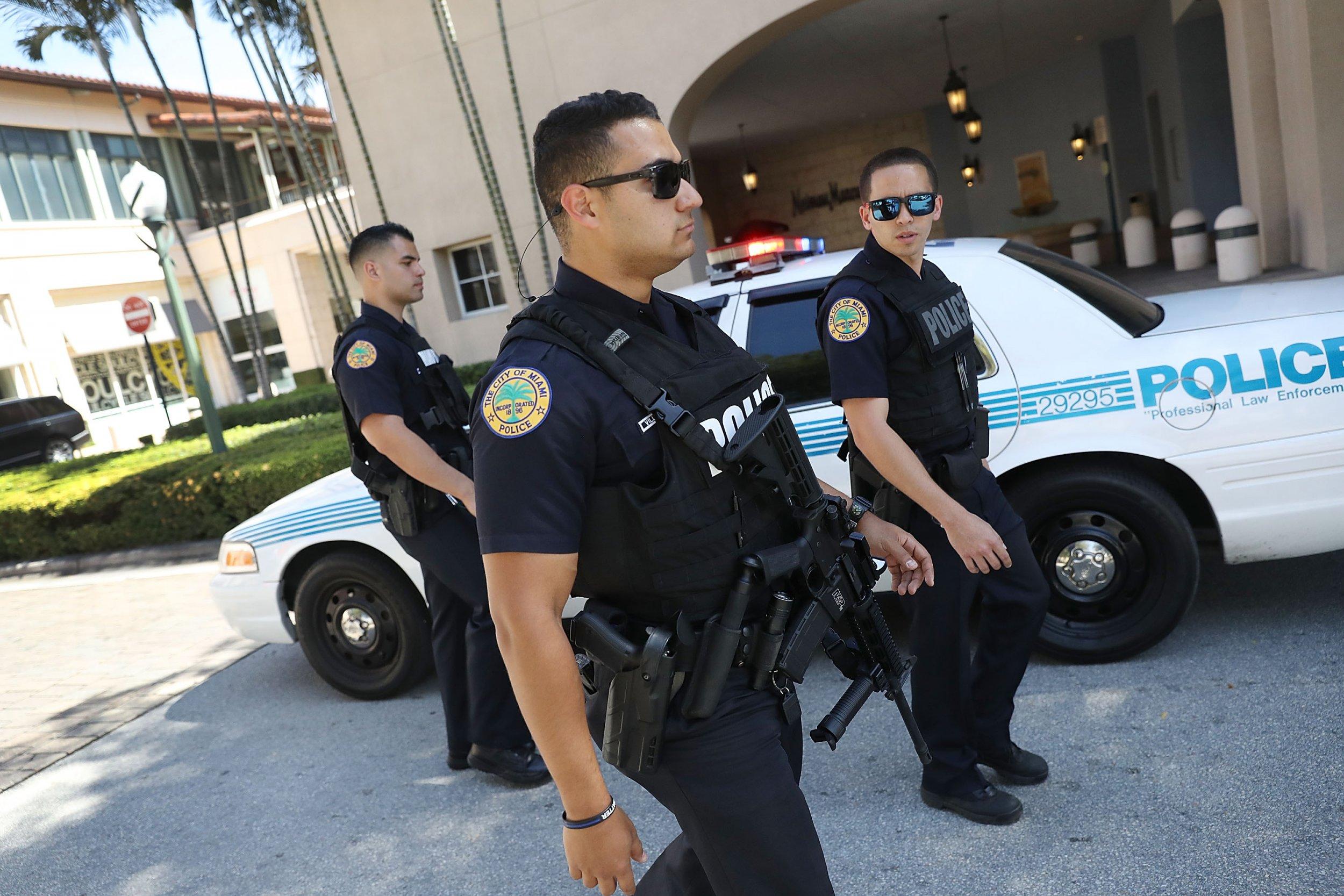 Great Bikini cops READY