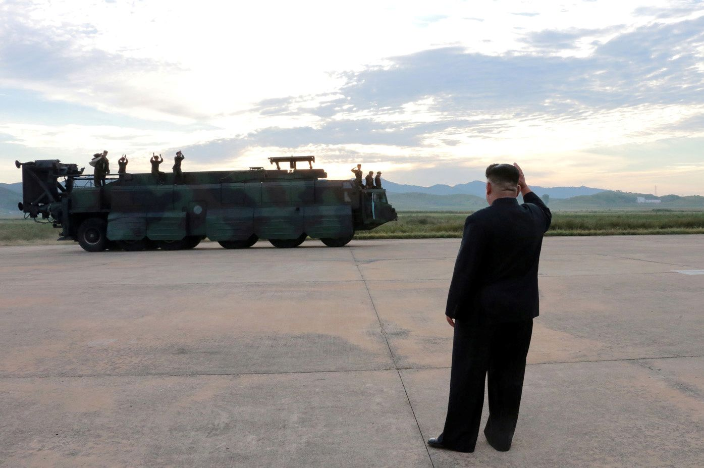 North Korea Says It May Give Up Nuclear Weapons If U S  Abandons
