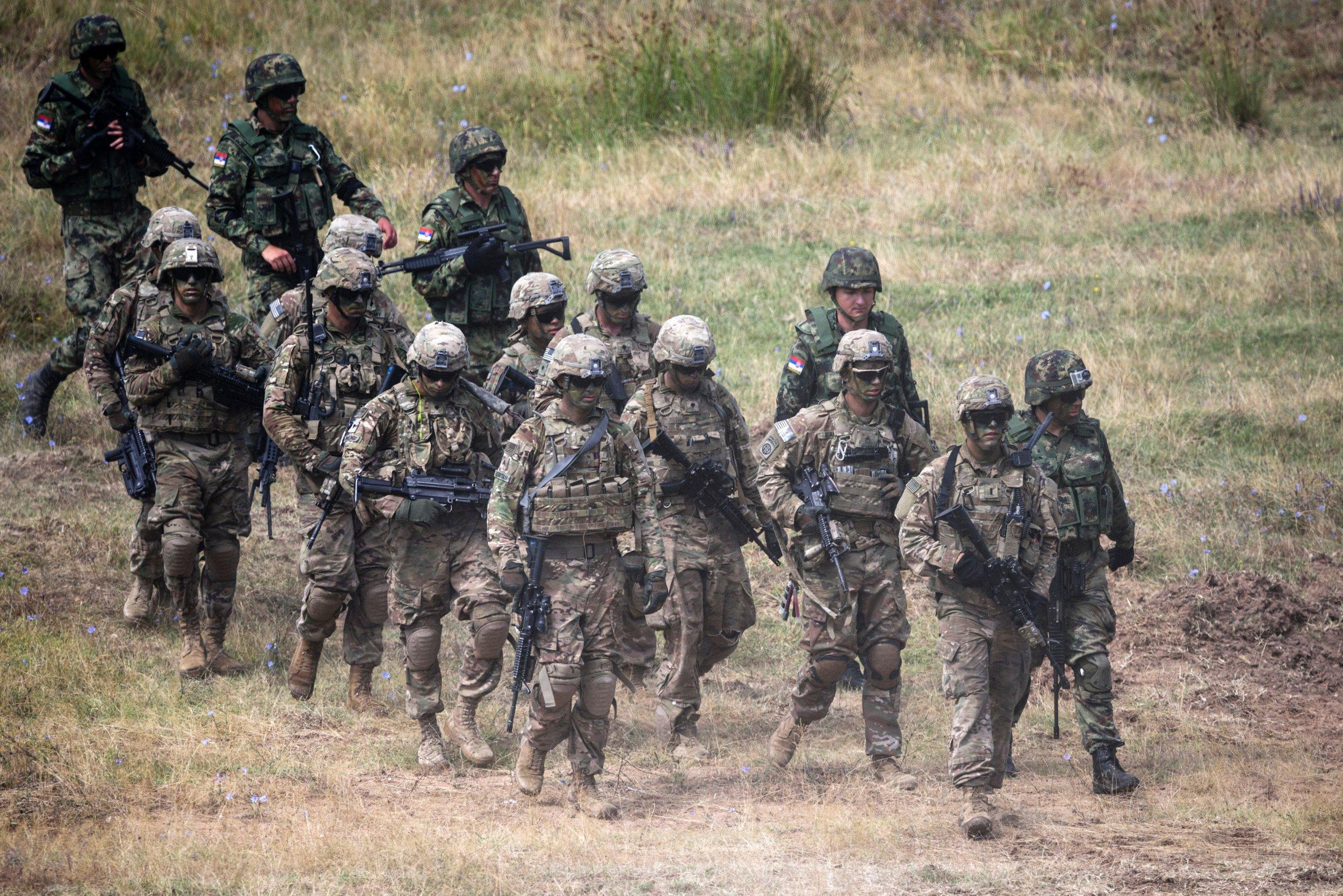 U.S. Military Needs More Troops in Europe in Case of War ...