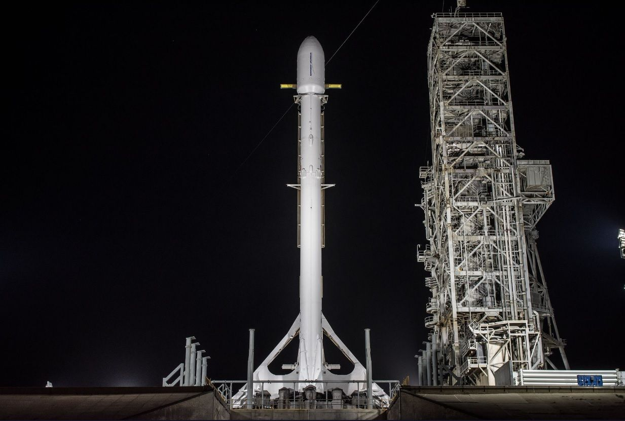 Watch SpaceX launch the mysterious 'Zuma' spacecraft