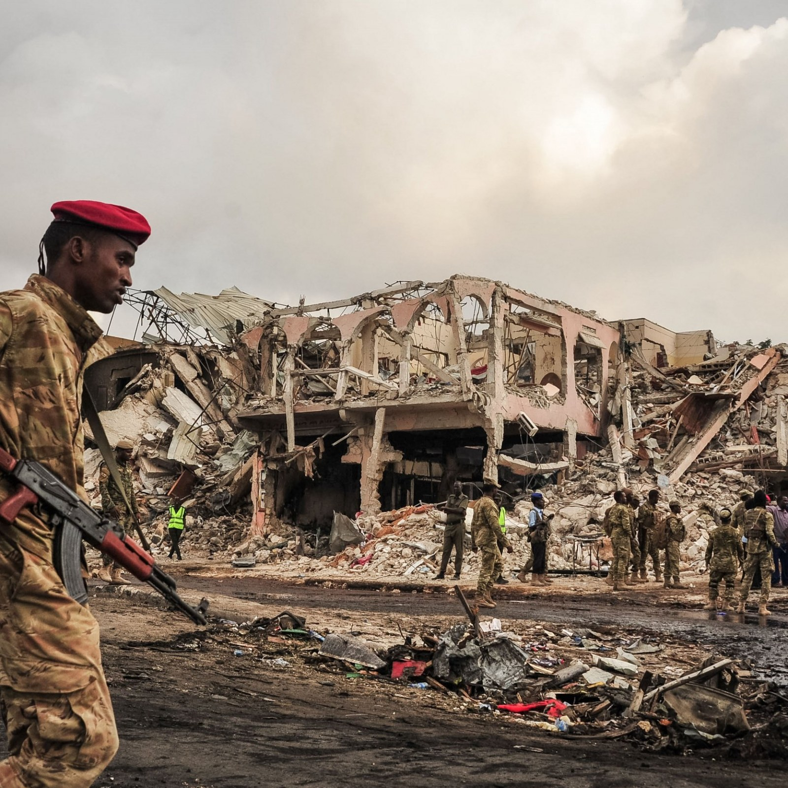 From Fifty Year War To Forever War >> Is The United States Getting Into Another Forever War In Somalia