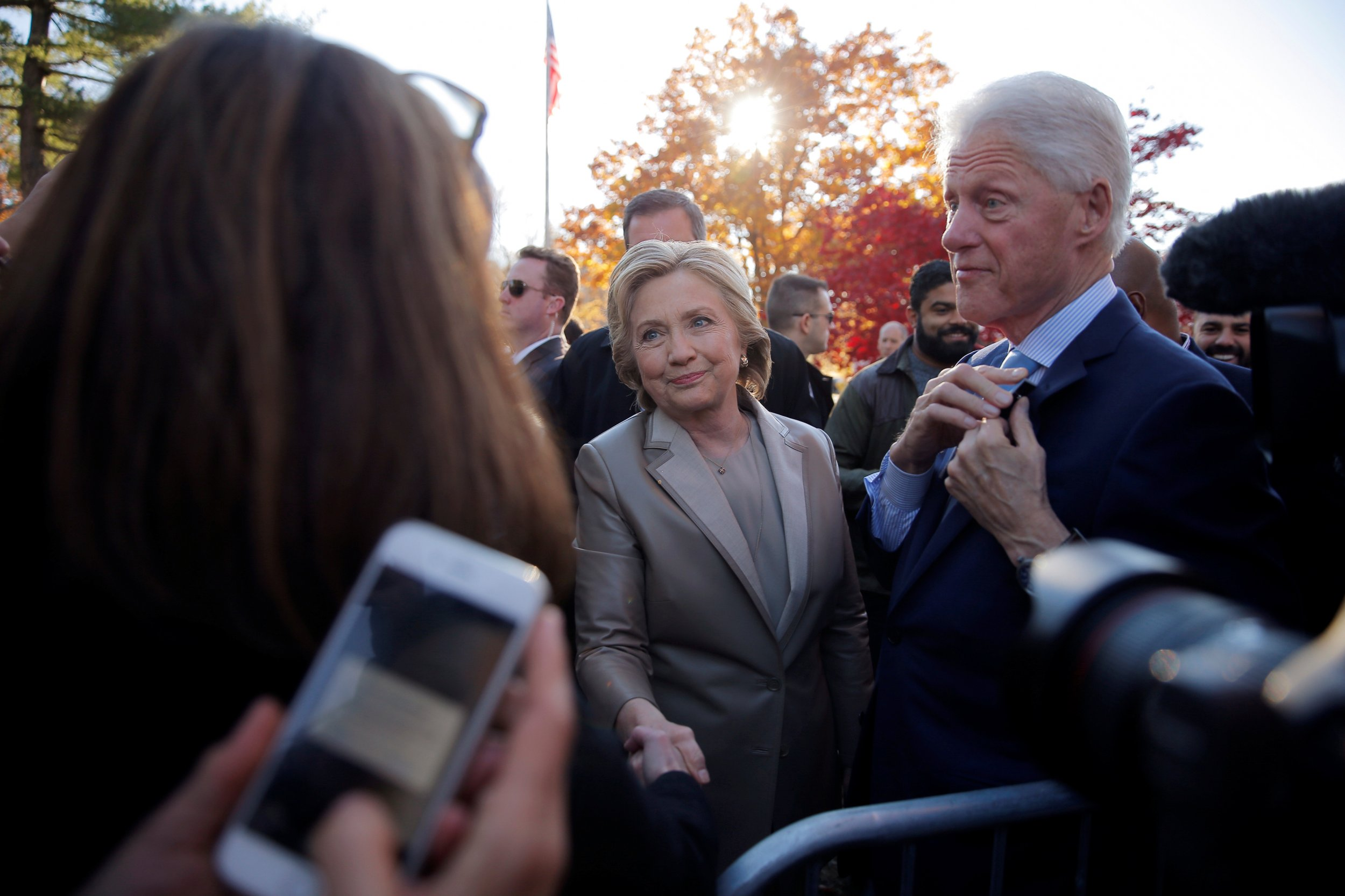 Did Hillary Clinton Help Bill Clinton Intimidate and Discredit His Rape and  Sexual Misconduct Accusers?