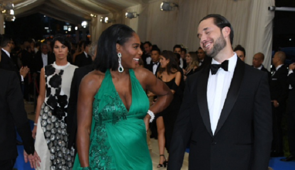 How much is Serena Williams' husband Alexis Ohanian worth?