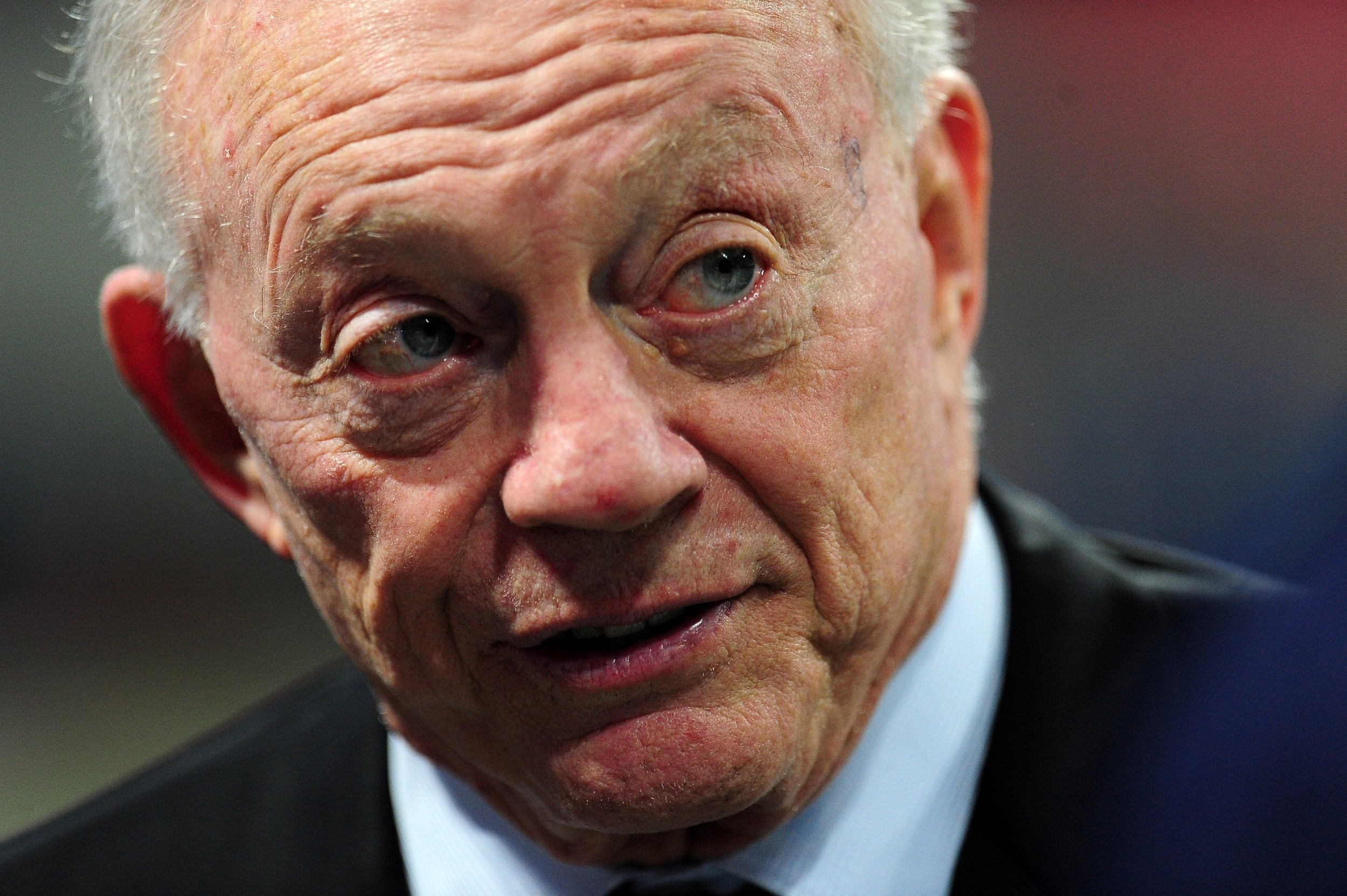 jerry jones goodell fight NFL civil war