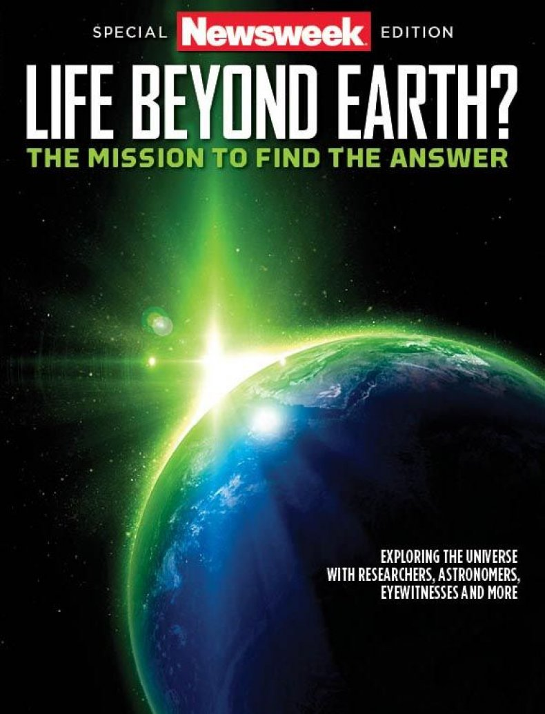 Life Beyond Earth Cover
