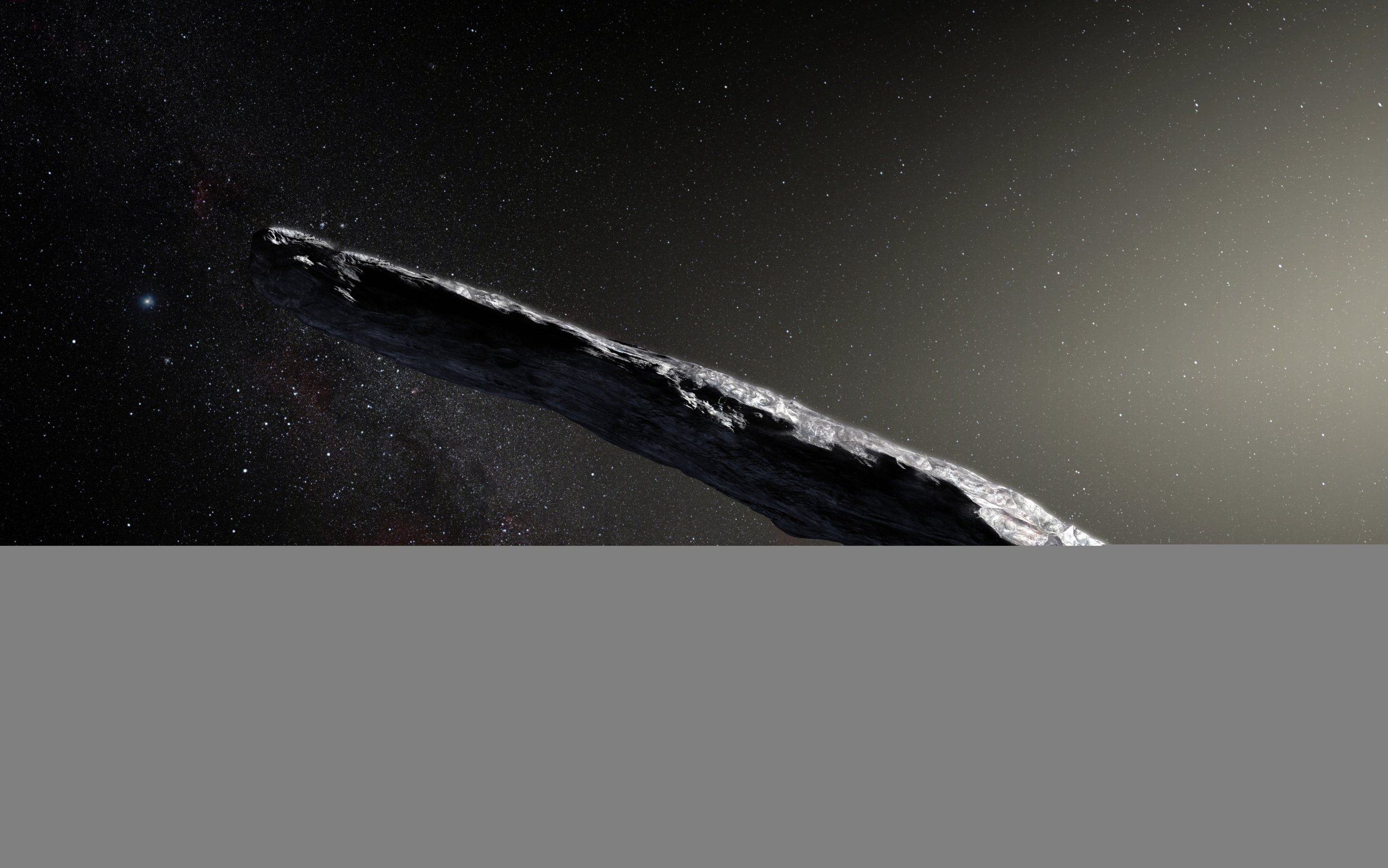 Is This Alien 'Messenger' From Another Solar System an Out ...