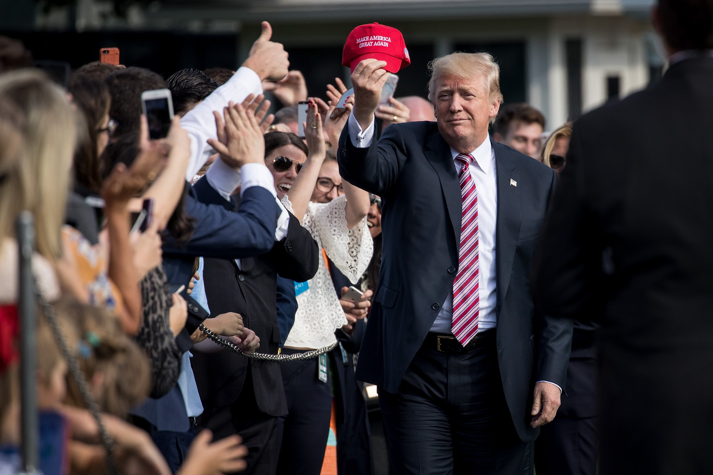 Trump MAGA hats