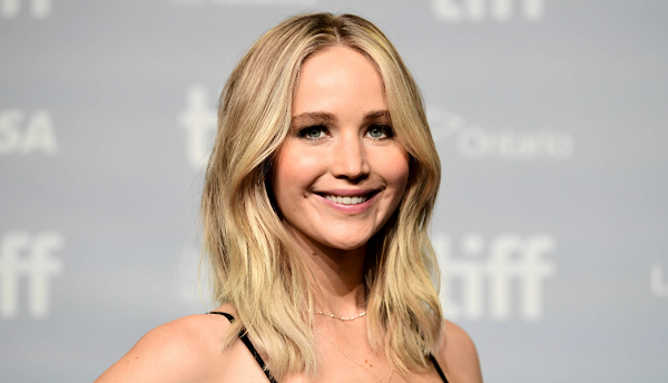 Jennifer Lawrence says nude photo leak felt like being 'gang-banged by the planet'