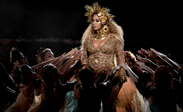 Beyonce is the highest-paid female musician