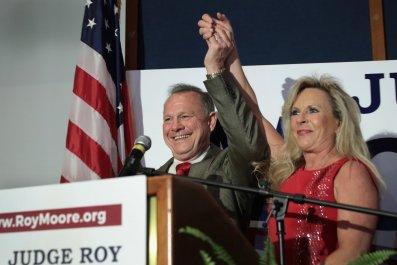 Roy Moore, Kayla Moore