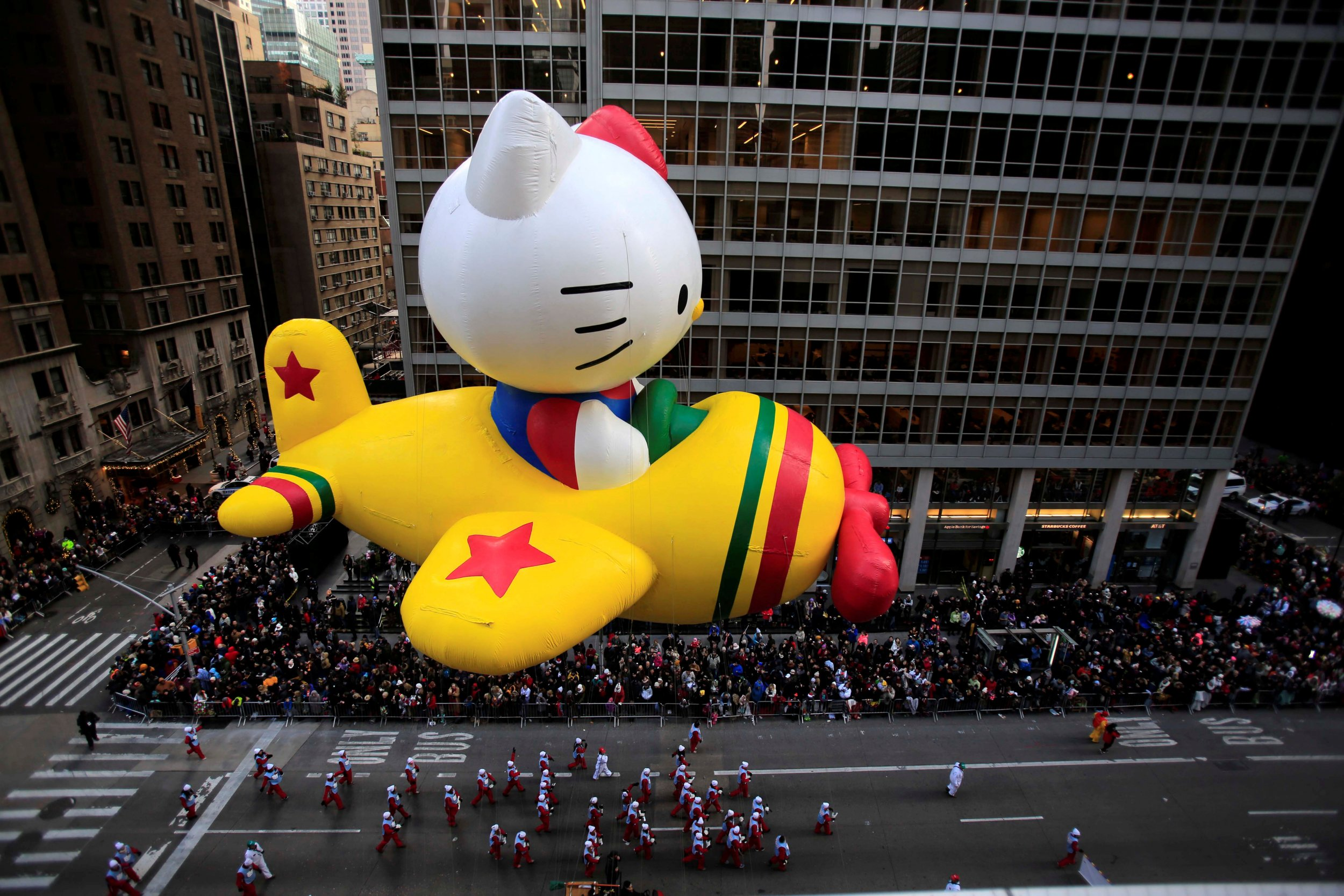 How to Watch the Macy\u0027s Thanksgiving Day Parade: Live Stream 2017