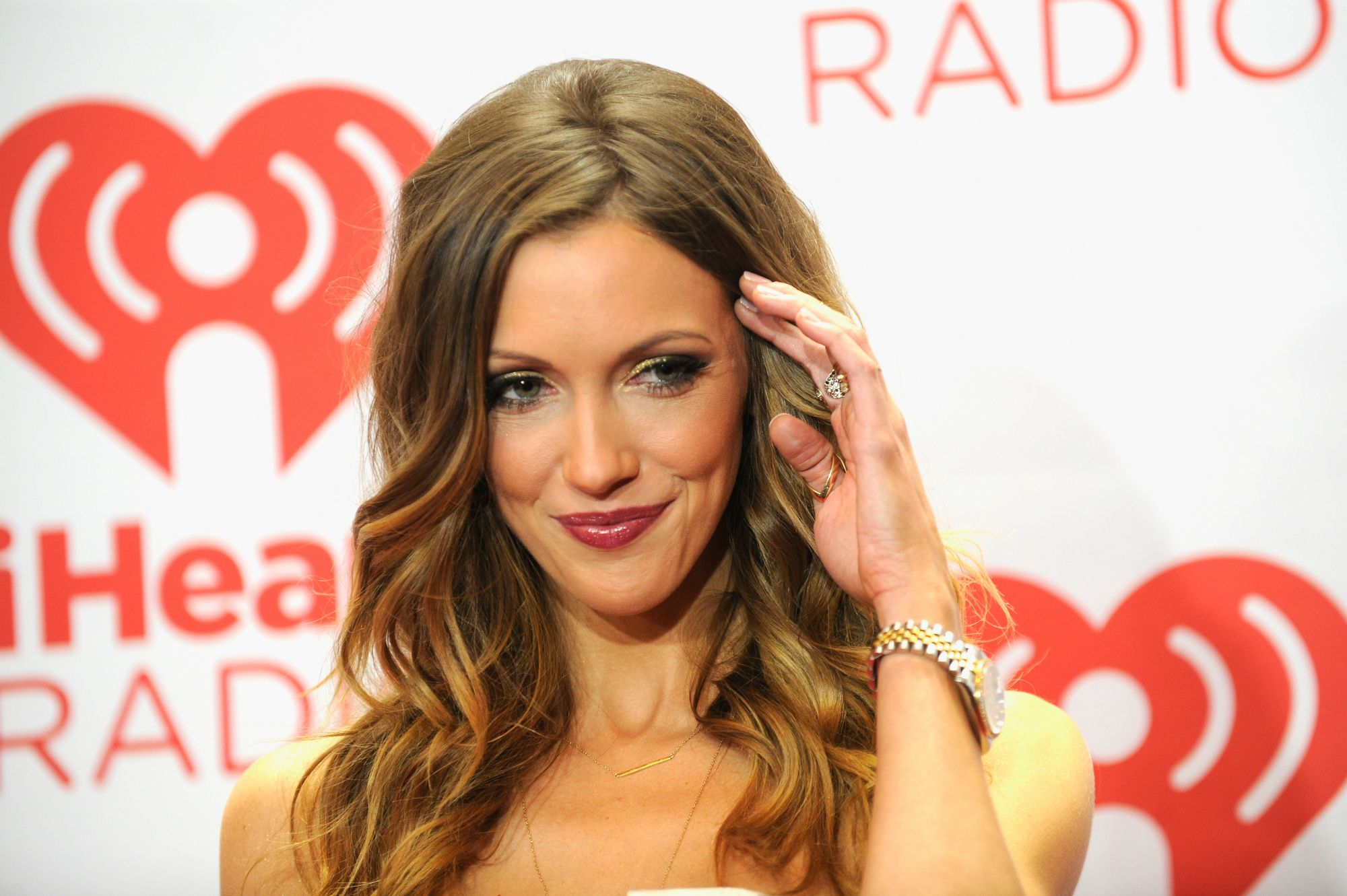 Katie Cassidy, David Cassidy's daughter