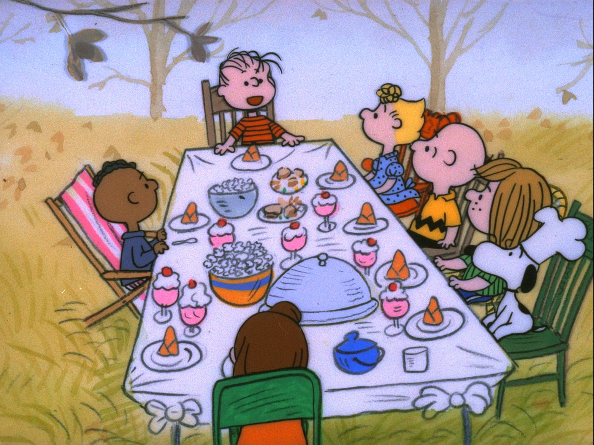 7 Facts You Didn\'t Know About \'A Charlie Brown Thanksgiving\'