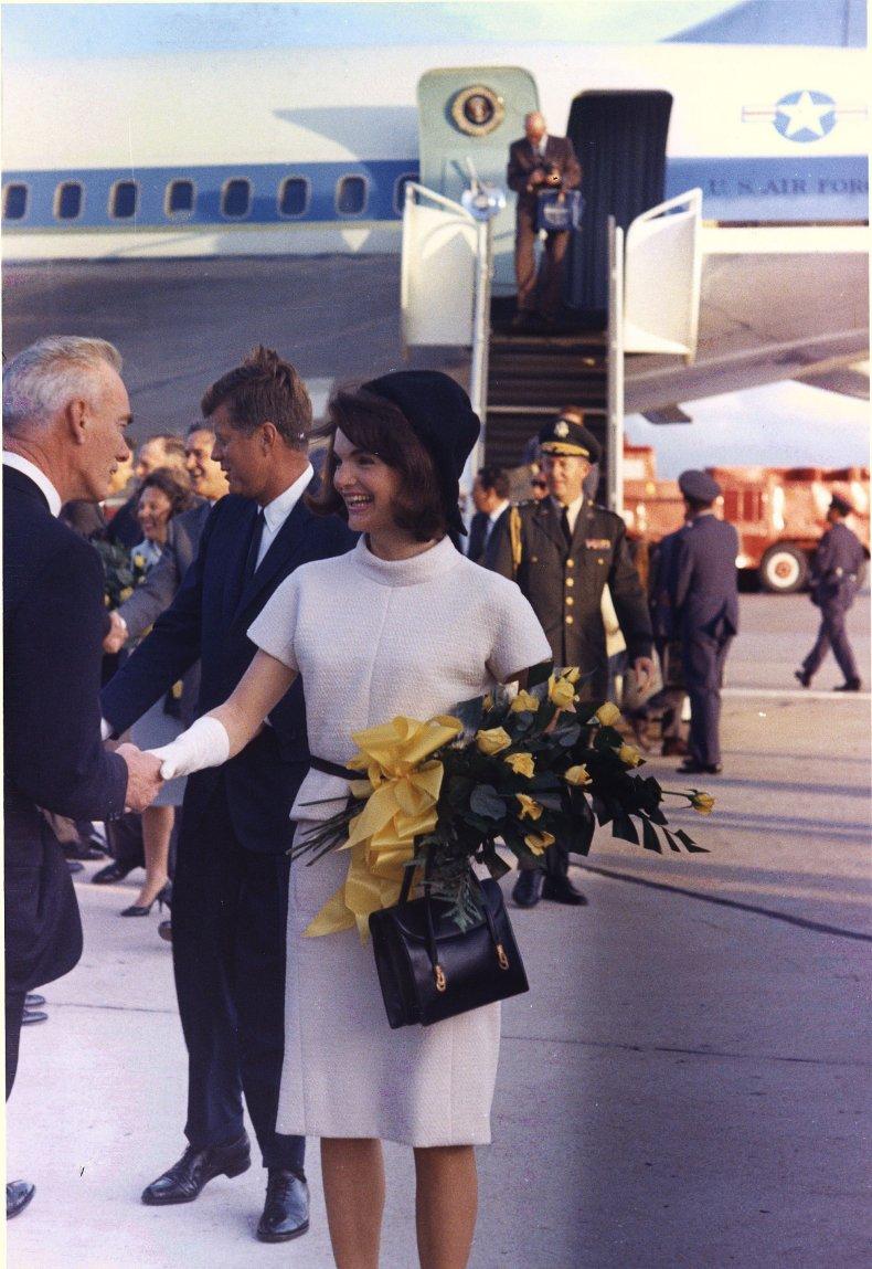 JFK Arrival to Texas