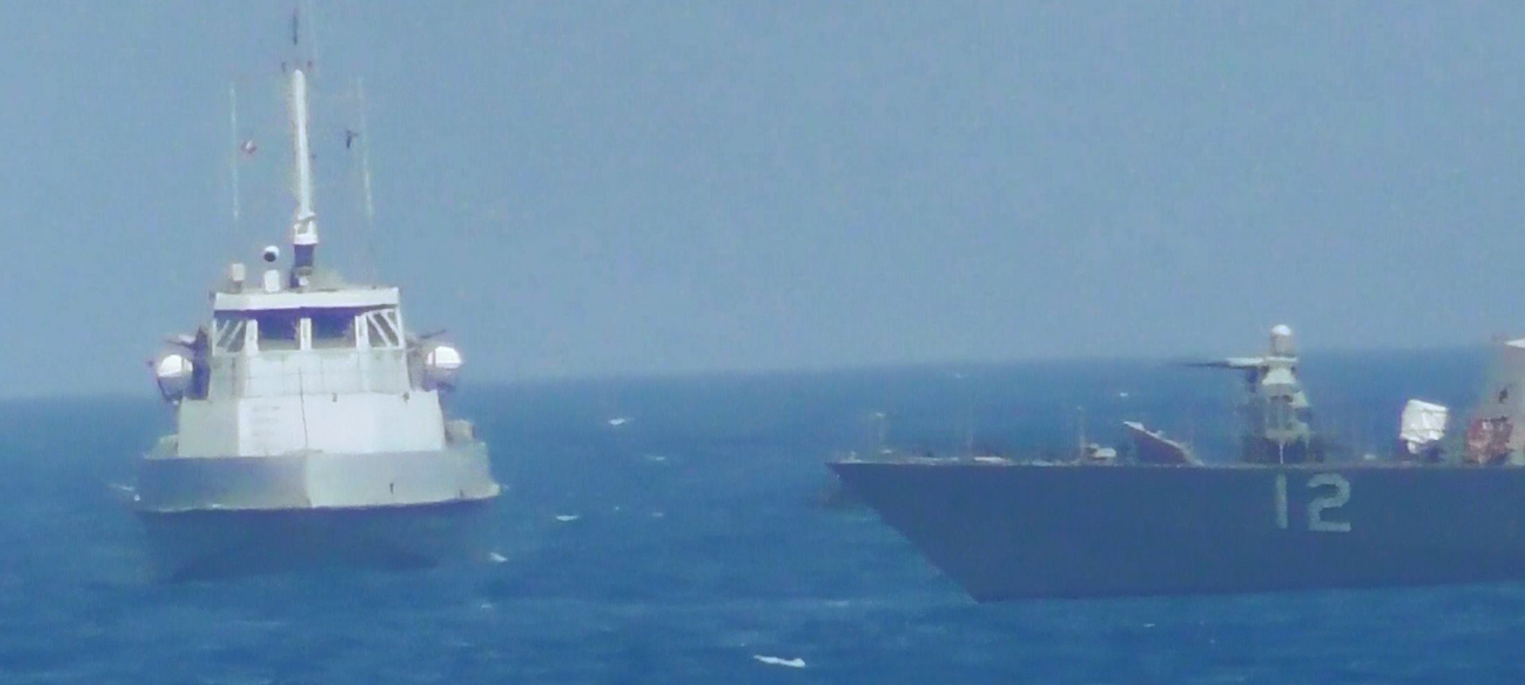 New Cold War? Iran Sends Warships to Gulf of Mexico