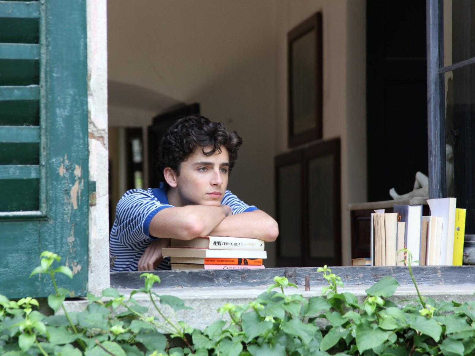 Timothée Chalamet On Call Me By Your Name Vulnerability And That Peach Scene