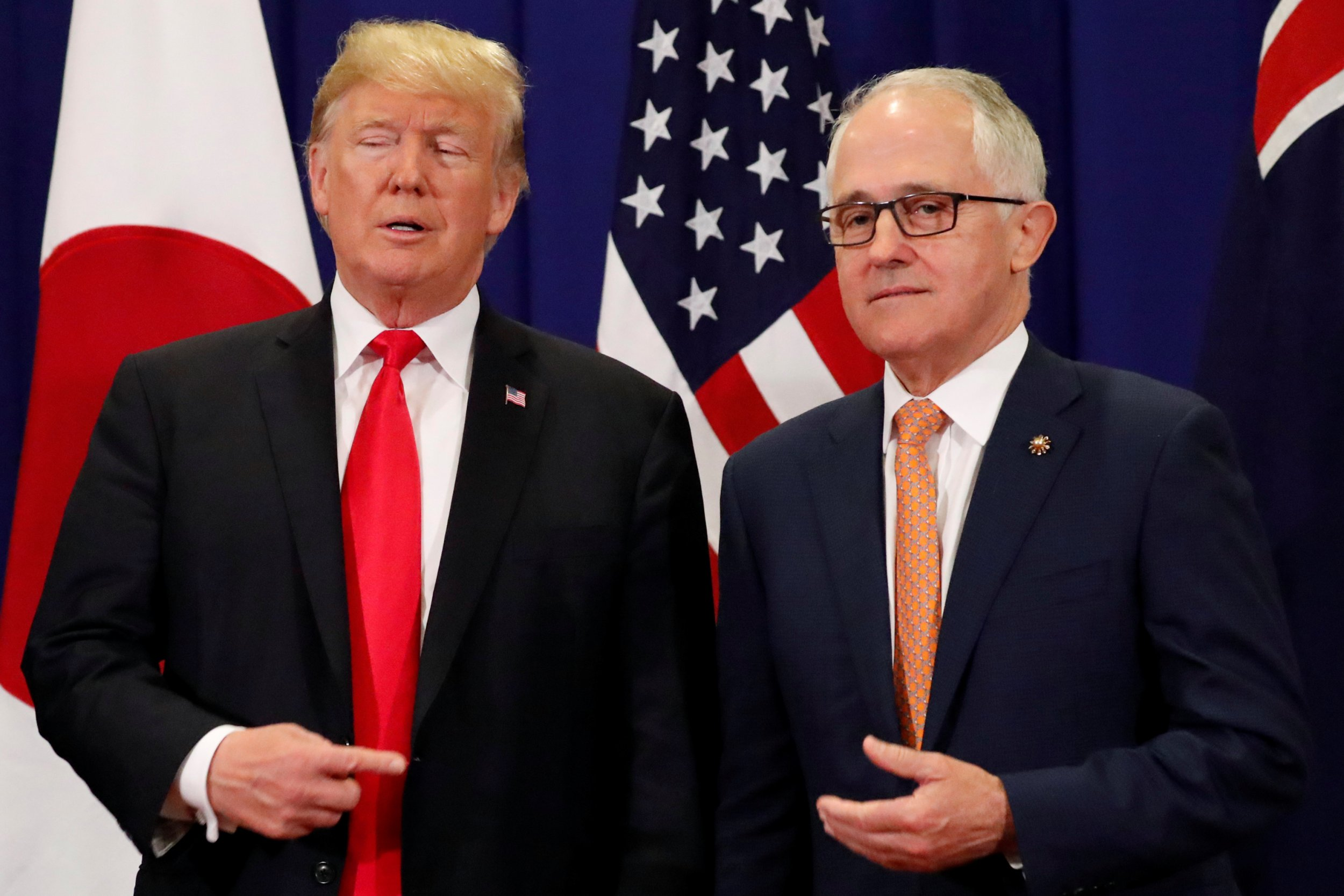 11_23_Malcolm_Turnbull_Donald_Trump